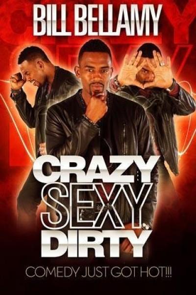 Caratula, cartel, poster o portada de Bill Bellamy: Crazy Sexy Dirty