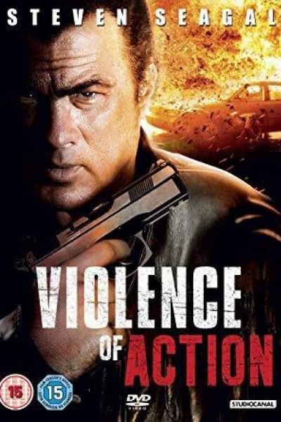 Caratula, cartel, poster o portada de Justicia extrema: Reacción violenta
