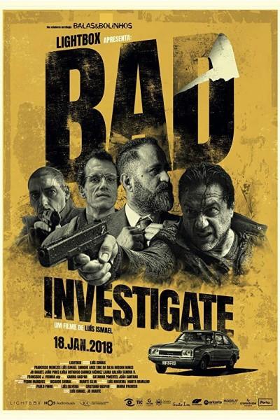 Caratula, cartel, poster o portada de Bad Investigate