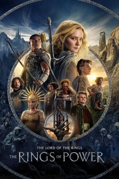 Caratula, cartel, poster o portada de El Señor de los Anillos