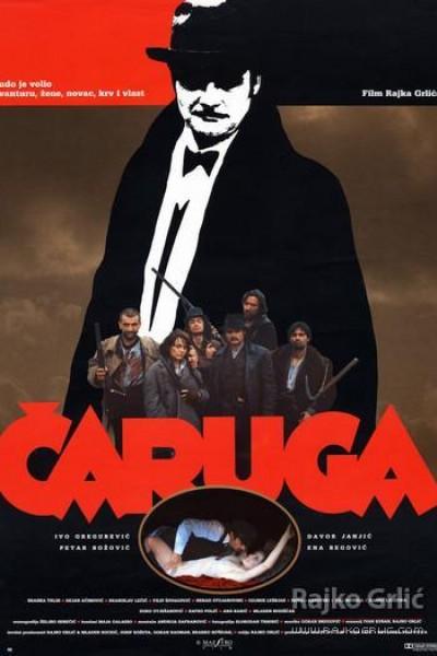 Caratula, cartel, poster o portada de Charuga