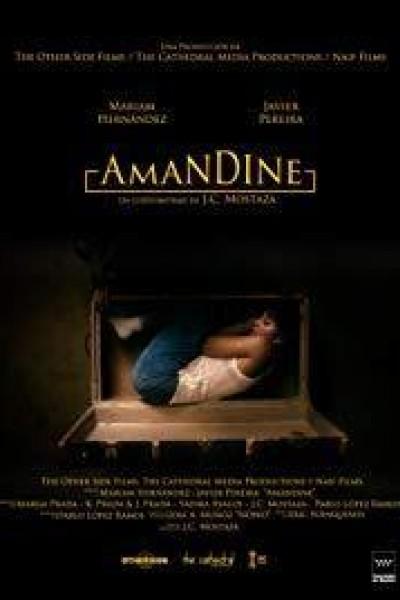 Caratula, cartel, poster o portada de Amandine