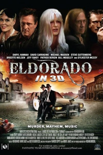 Caratula, cartel, poster o portada de Eldorado
