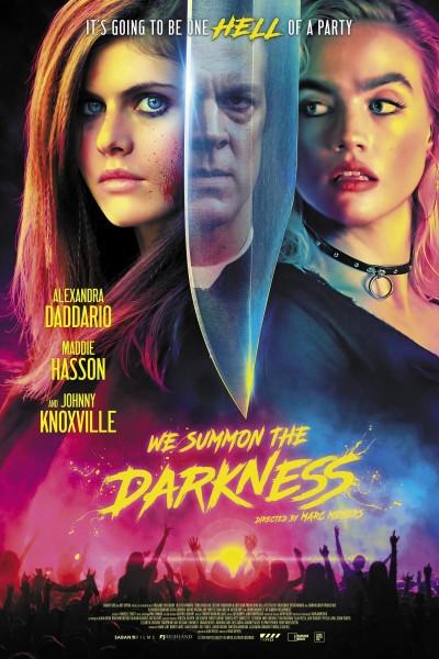 Caratula, cartel, poster o portada de We Summon the Darkness