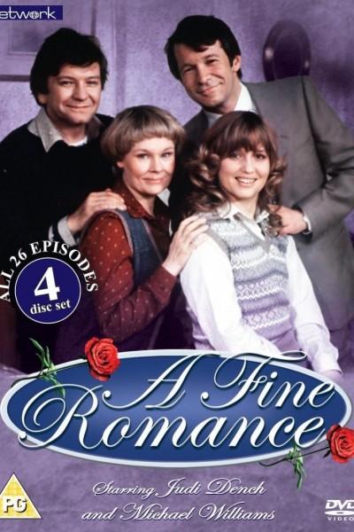Caratula, cartel, poster o portada de A Fine Romance