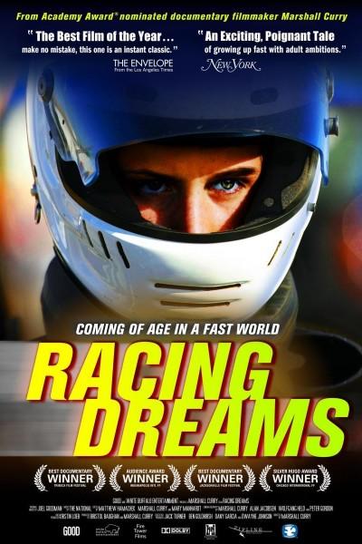Caratula, cartel, poster o portada de Racing Dreams