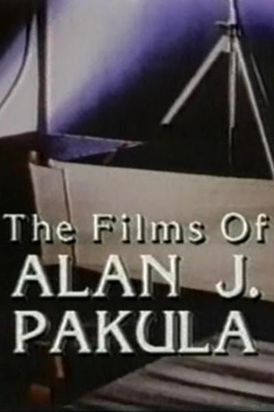 Caratula, cartel, poster o portada de Las películas de Alan J. Pakula