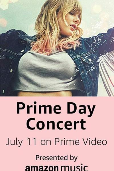 Caratula, cartel, poster o portada de Prime Day Concert 2019