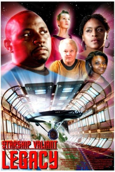 Caratula, cartel, poster o portada de Starship Valiant: Legacy