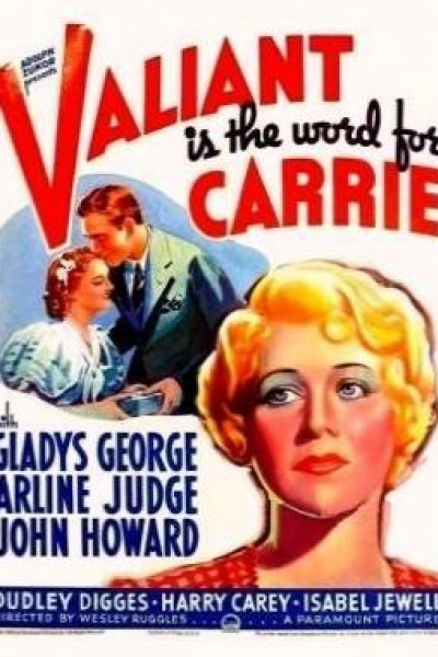Caratula, cartel, poster o portada de Valiant Is the Word for Carrie