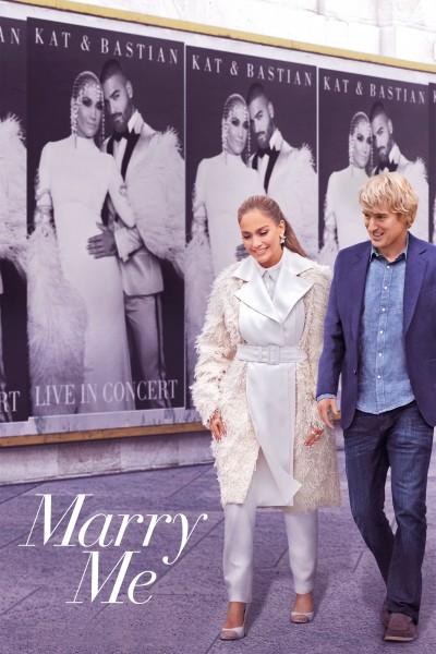 Caratula, cartel, poster o portada de Marry Me