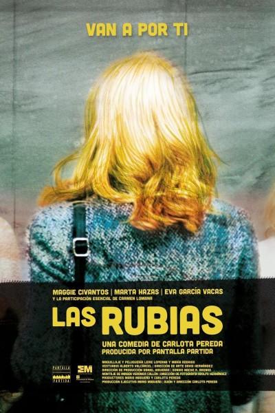 Caratula, cartel, poster o portada de Las rubias