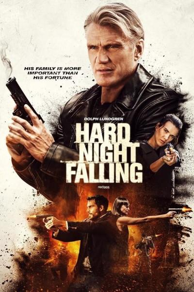 Caratula, cartel, poster o portada de Hard Night Falling