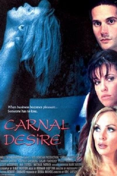Caratula, cartel, poster o portada de Carnal Desires