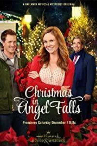 Caratula, cartel, poster o portada de Navidad en Angel Falls