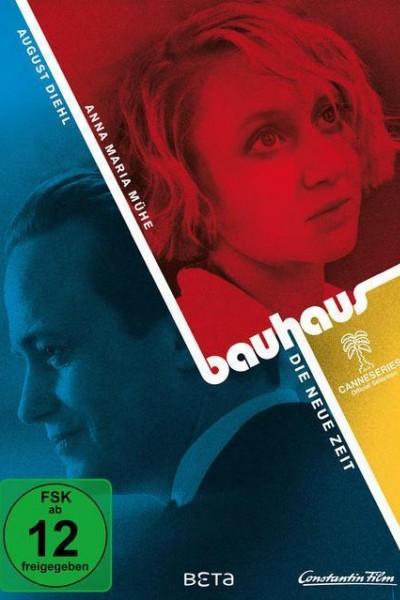 Caratula, cartel, poster o portada de Bauhaus, una nueva era