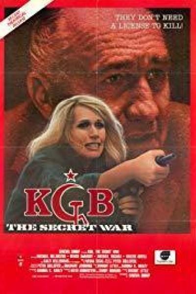 Caratula, cartel, poster o portada de KGB: The Secret War