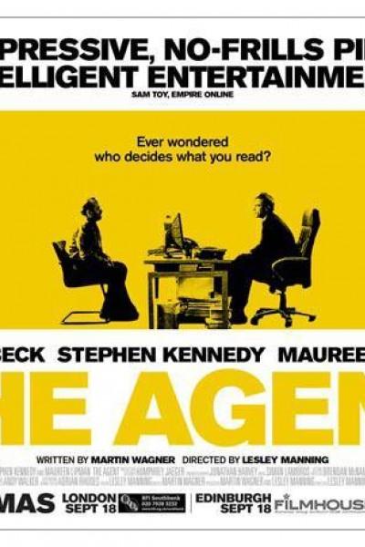Caratula, cartel, poster o portada de The Agent