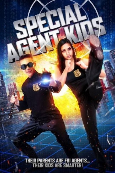Caratula, cartel, poster o portada de Special Agent Kids