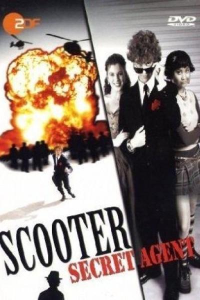 Caratula, cartel, poster o portada de Scooter: Agente secreto