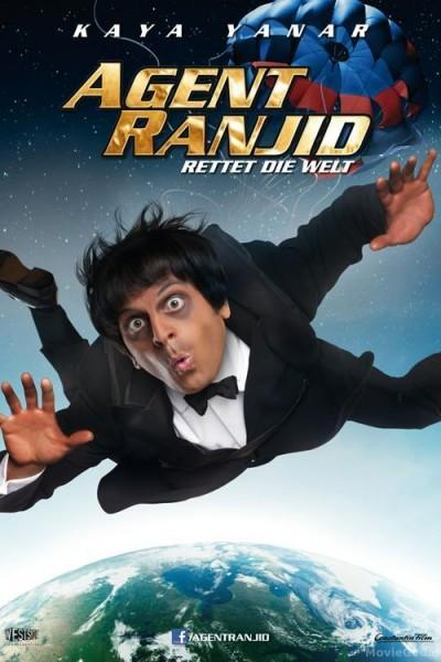 Caratula, cartel, poster o portada de Agente Ranjid salva al mundo