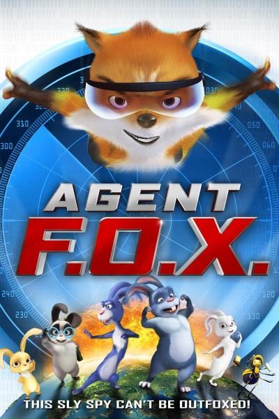 Caratula, cartel, poster o portada de Agent F.O.X.