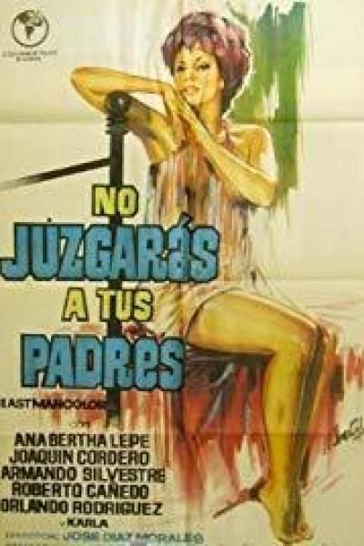 Caratula, cartel, poster o portada de No juzgarás a tus padres
