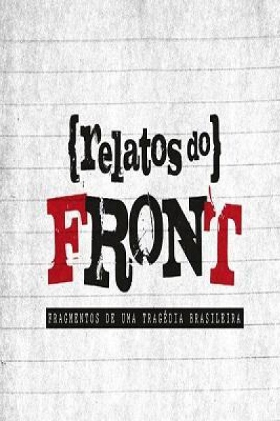 Caratula, cartel, poster o portada de Relatos do Front