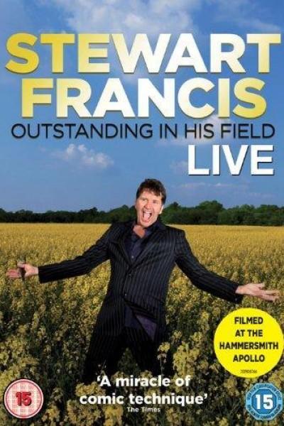 Caratula, cartel, poster o portada de Stewart Francis Live: Outstanding in His Field