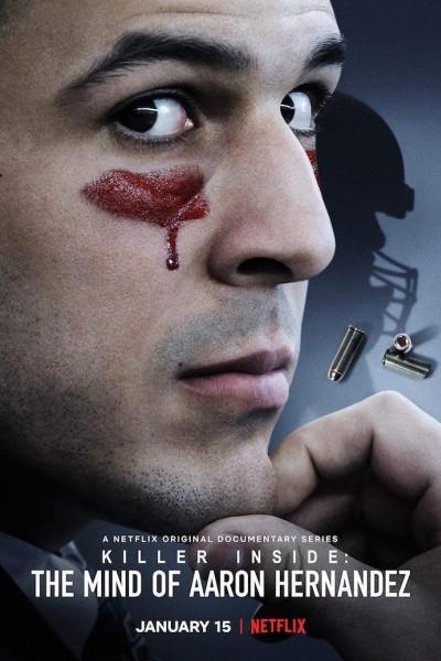 Caratula, cartel, poster o portada de La mente de un asesino: Aaron Hernandez