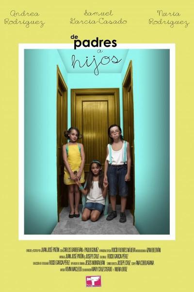 Caratula, cartel, poster o portada de De padres a hijos