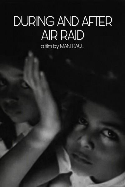 Caratula, cartel, poster o portada de During and After Air Raid