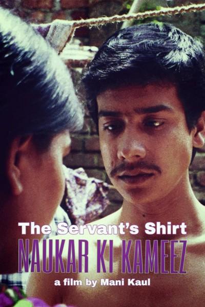 Caratula, cartel, poster o portada de The Servant's Shirt