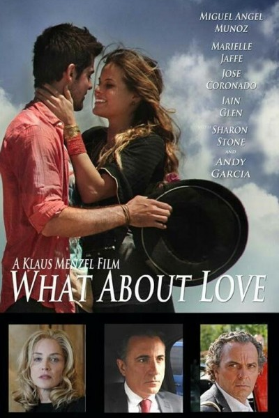 Caratula, cartel, poster o portada de What About Love