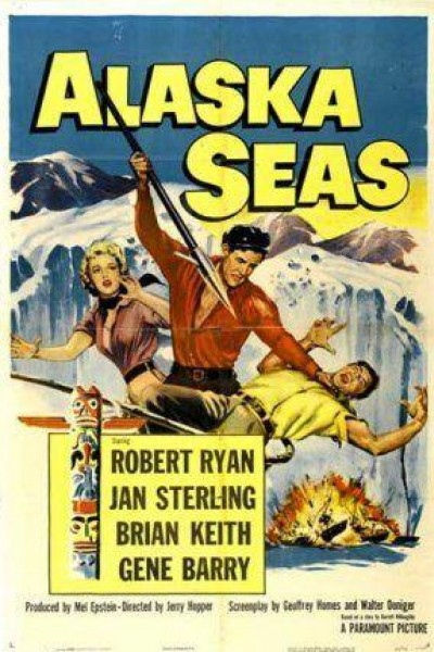 Caratula, cartel, poster o portada de En los mares de Alaska