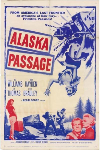 Caratula, cartel, poster o portada de Alaska Passage