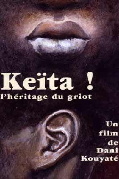 Caratula, cartel, poster o portada de Keita! L\'héritage du griot