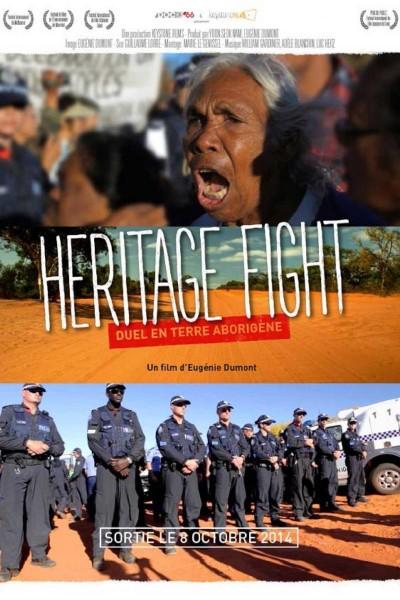 Caratula, cartel, poster o portada de Heritage Fight
