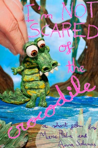 Caratula, cartel, poster o portada de No tengo miedo del cocodrilo
