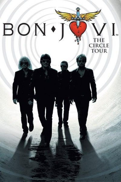 Caratula, cartel, poster o portada de Bon Jovi: The Circle Tour