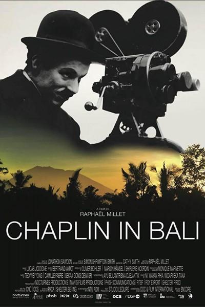 Caratula, cartel, poster o portada de Chaplin en Bali