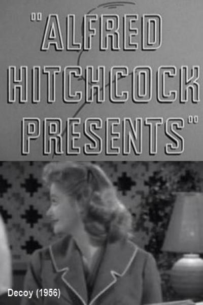 Caratula, cartel, poster o portada de Alfred Hitchcock presenta: La trampa