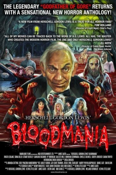 Caratula, cartel, poster o portada de Herschell Gordon Lewis\' BloodMania