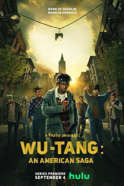 Caratula, cartel, poster o portada de Wu-Tang: An American Saga
