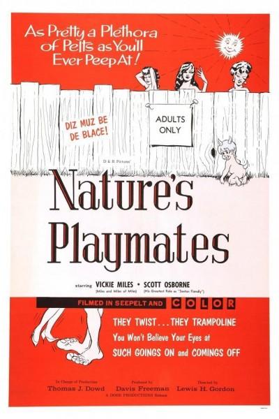 Caratula, cartel, poster o portada de Nature\'s Playmates