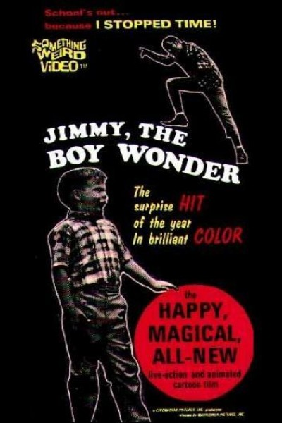 Caratula, cartel, poster o portada de Jimmy, the Boy Wonder