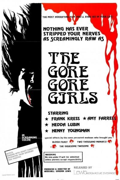 Caratula, cartel, poster o portada de The Gore Gore Girls