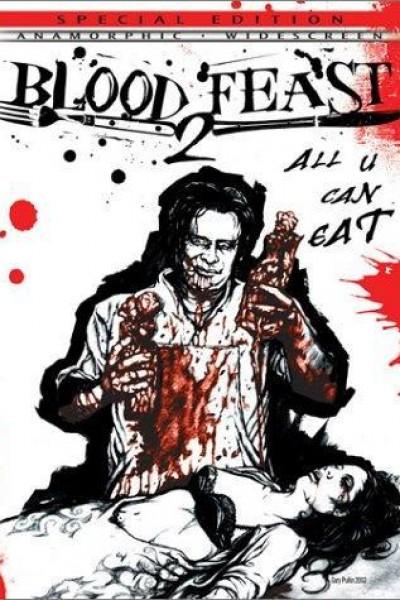 Caratula, cartel, poster o portada de Blood Feast 2: All U Can Eat