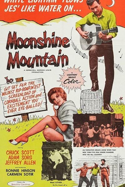 Caratula, cartel, poster o portada de Moonshine Mountain