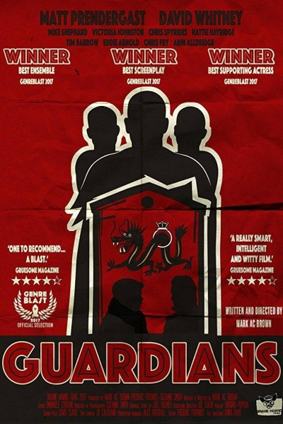 Caratula, cartel, poster o portada de Guardians